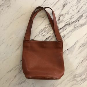 Awesome brown leather purse